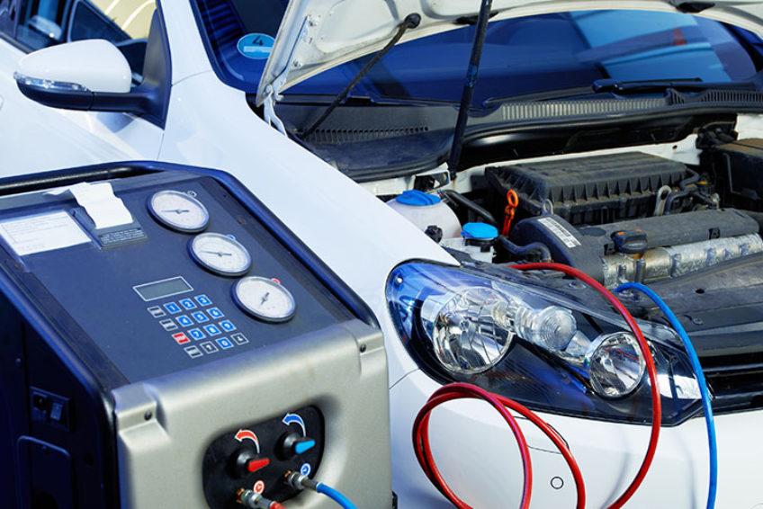 Jak często odgrzybiać klimatyzację w samochodzie